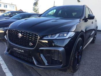 Jaguar F-PACE 5.0 Supercharged V8 SVR AWD image 2 thumbnail